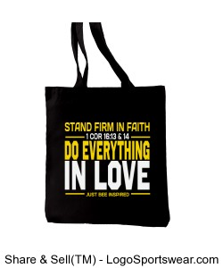 Stand firm in faith , Do everything in love 1Cor16:13-14 Design Zoom